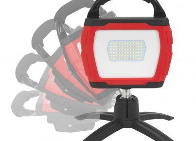 Bärbara LED-strålkastare