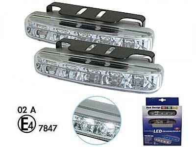 DRL-kit, LED
