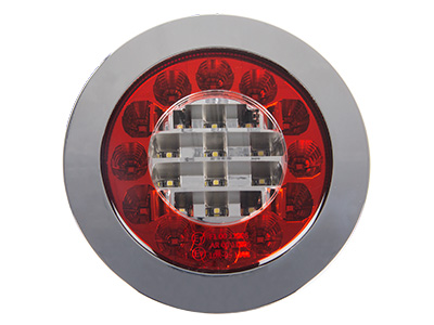 Baklampor, LED