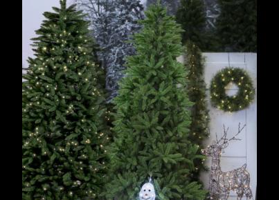 Julgranar och Grönpynt