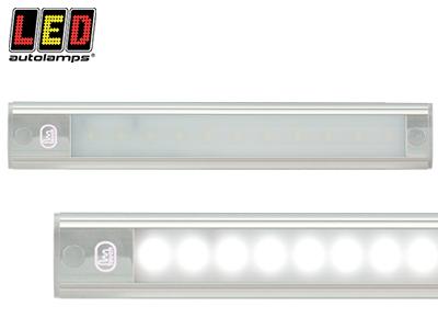 Innerbelysning LED - Fyrkantiga