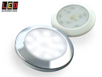 Innerbelysning LED - Runda