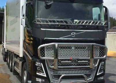 Lastbilsbågar & tillbehör