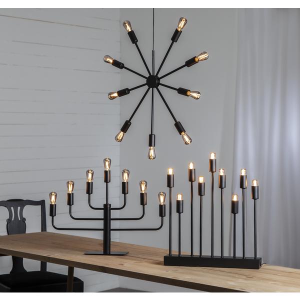 LED lampa E14 ST26 Decoled Amber | Ljusakuten .se | Leverans
